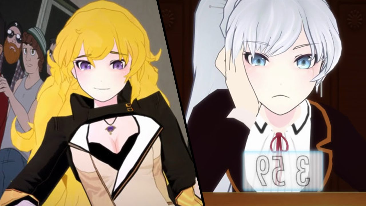 Yang From Rwby Sketch Templates in addition mission Blake X Yang Quality Time 478022063 as well RWBY Volume 5 Wallpaper 714413684 likewise Mmd Yang Xiao Long 551359686 likewise Rooster Teeth Releasing Rwby Movie Theaters With Tugg. on team rwby vol 4