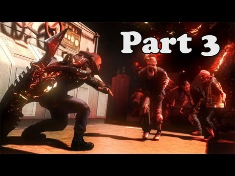 Let's Play Prototype 2 Part 3 - Doomsday Preppers [HD]