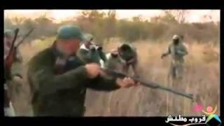 Animal leopard attack on a hunter for revenge(هذا فهد يهجم على شخص للانتقام., 2010-10-01T11:59:16.000Z)