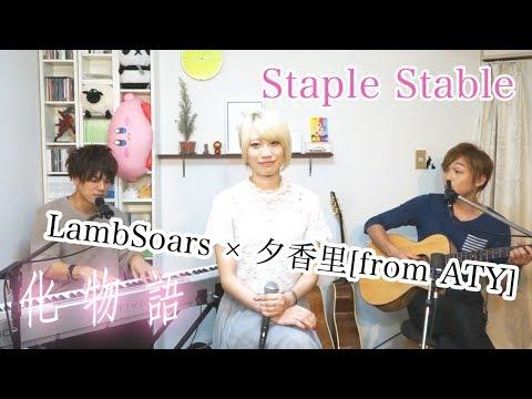 [ LambSoras × 夕香里 ]  Staple Stable / from 化物語
