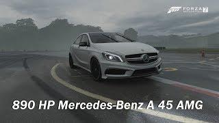 Extreme Power, No Handling - 2013 Mercedes-Benz A 45 AMG (Forza Motorsport 7)