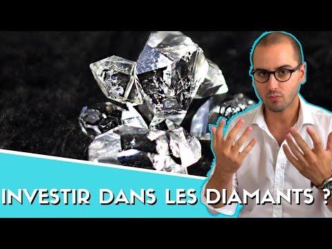 Investir Dans Le Diamant = Bonne Ou Mauvaise Idée ?