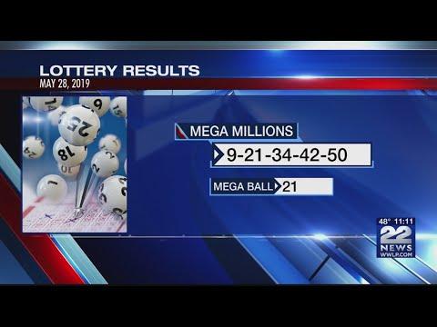 Mega Millions jackpot at $418M, winning numbers drawn!