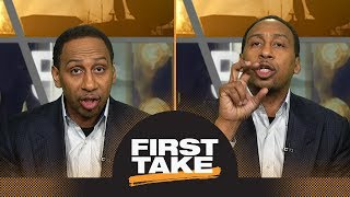 Stephen A. Smith loses it over Jim Mora