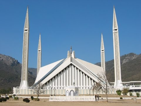 History of Beautiful Faisal Mosque - Islamabad Pakistan