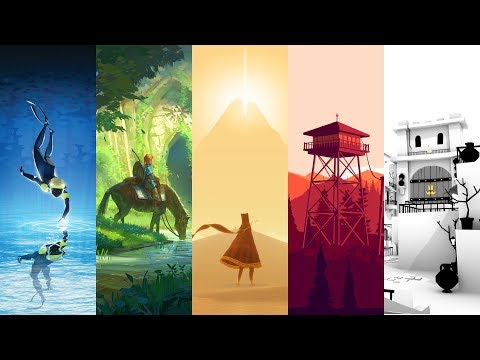 75 Minutes of Relaxing Video Game Music