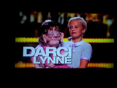 Final Results Darci Lynne Wins Americas Got Talent