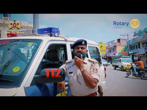 CORONA AWARNESS VIDEO BY HASSAN DISTRICT POLICE & ROTARY CLUB HASSAN