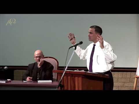 The Trinity Debate - James White vs Roger Perkins 2011