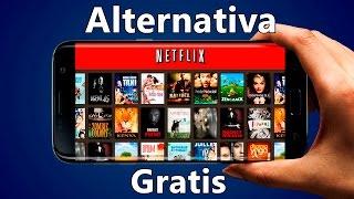 MEJOR ALTERNATIVA NETFLIX GRATIS | Películas y Series Español