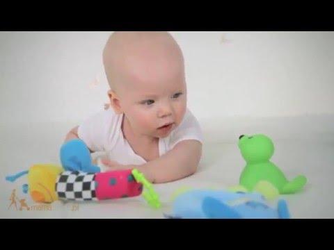Kalendarz rozwoju niemowlaka - miesiąc 5