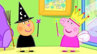 Peppa Pig Episodes - Halloween - Peppa the Fairy Princess - Cartoons for Children