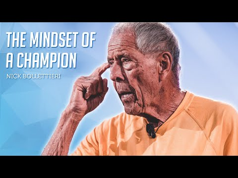 The Mindset of a Champion with Legendary Tennis Coach Nick Bollettieri