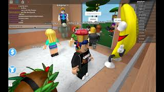 Milk and cearial! l Roblox The Crazy Elevator #2