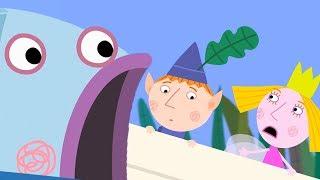 Ben und Hollys Kleines Königreich Deutsch | Der Riesige Fisch! | Cartoons für Kinder