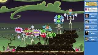 Angry Birds Friends Halloween Tournament Week 77 Level 3 Highscore