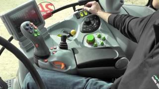 Deutz Agrotron TTV 430,  how it works - come si usano le varie funzioni della trasmissione