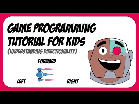 Programming Directionality Tutorial feat. CYBORG from Teen TITANS GO! thumbnail