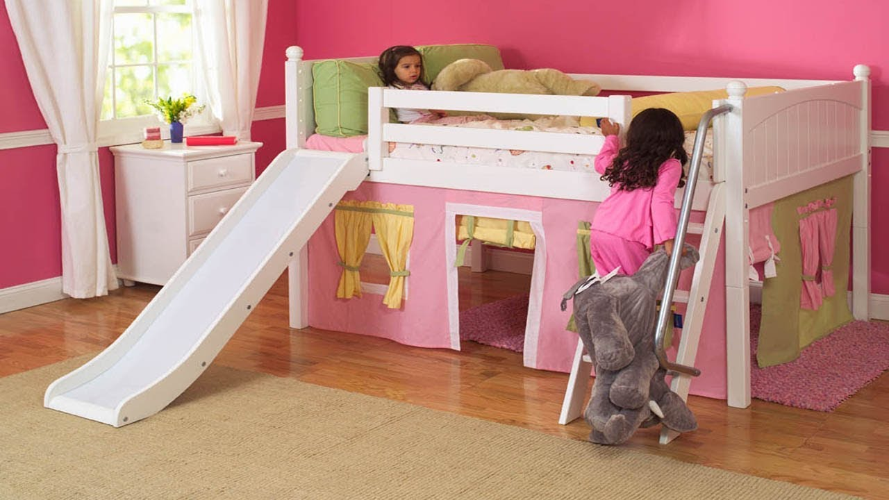 Bunk Beds For Girls Bunk Bed For American Girl Doll Cool Bunk Beds Design Youtube
