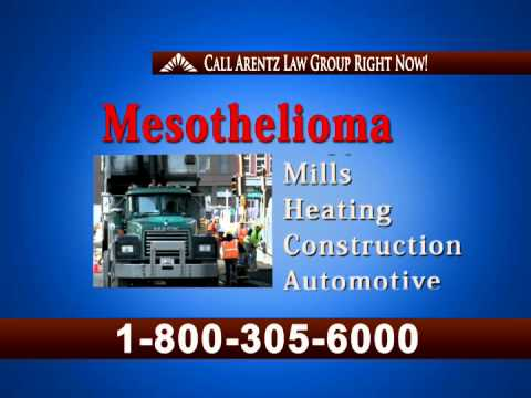 Mesothelioma/Lung Cancer Arentz Law Group