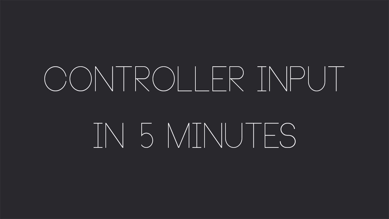 Unity VR: Vive Controller Input in 5 Minutes (SteamVR )