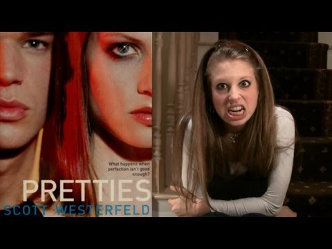 PRETTIES BY SCOTT WESTERFELD: booktalk with XTINEMAY (ep 30)