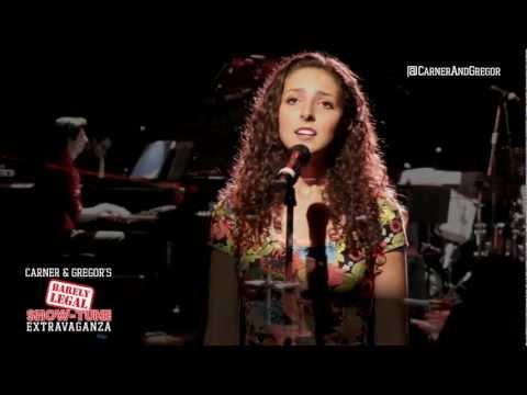 SING, BUT DON'T TELL - Lexi Rabadi (Carner & Gregor's BARELY LEGAL 2012-07-23)