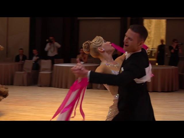 Денисов Виталий - Аристархова Елена/Pro-Am Standard/Royal Cup 2018