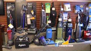 Vacuum Cleaner Store For East Lansing Mi, Okemos Mi, Haslett Mi, Bath Mi.