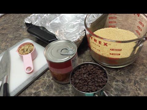 How to make graham cracker dessert bars