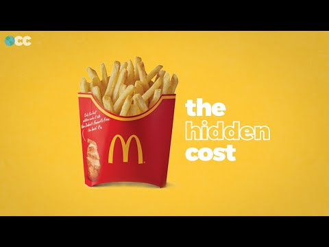 Why is McDonald's so cheap?