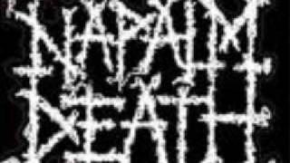 Napalm Death - Riot Of Violence