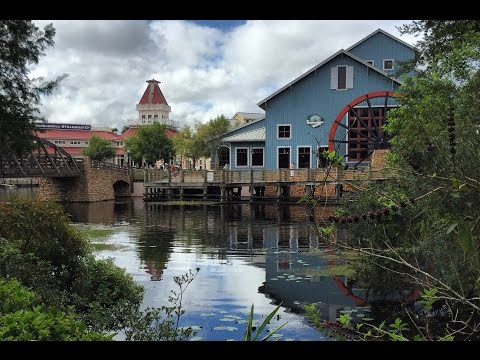 Looking at Walt Disney World's Port Orleans Riverside Resort