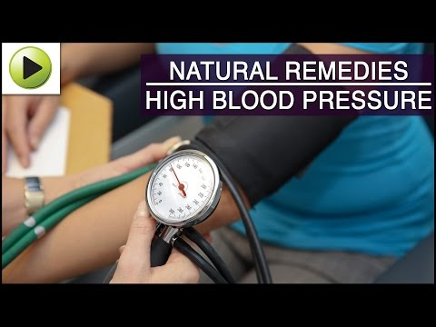 High Blood Pressure - Natural Ayurvedic Home Remedies