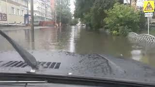 Красноярск потоп.лис жжет не чёрной ниве;)
