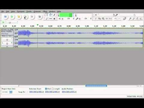 how to make an old timey sound on sony vegas