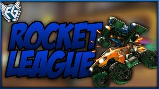 Český GamePlay | Rocket League - 4v4 Chaos | Náhodná Auta