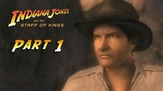 Indiana Jones and the Staff of Kings (Wii) Walkthrough: Part 1 - Sudan