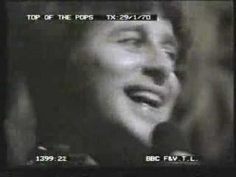 BBC Top of the Pops Archive of Edison Lighthouse Love Grows