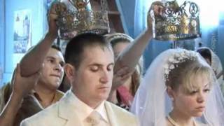 Венчание, Аня Боря  г. Володарка