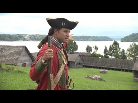 Fort Loudon - Sequoyah Birthplace Museum | Tennessee Crossroads