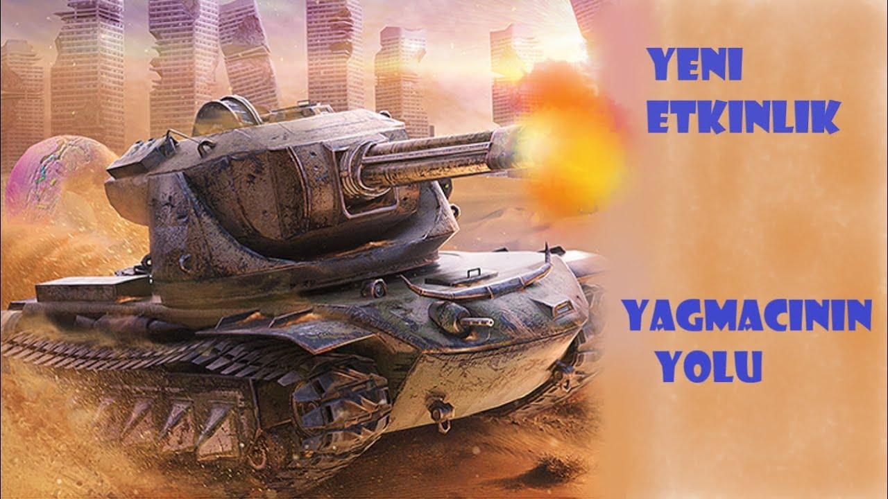 World of Tanks Blitz- Black Friday Etkinliği Bütün Detaylar