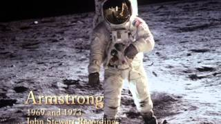 """Armstrong"" - John Stewart - 1969 and 1973 Recordings and Mashup"