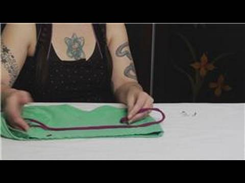 How to Restring a Drawstring : Supplies for Restringing ...