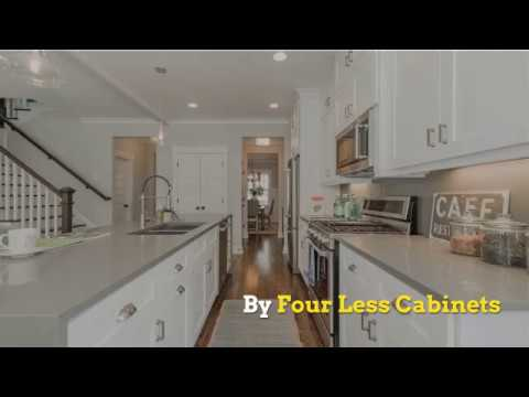 White Kitchen Cabinets Four Less