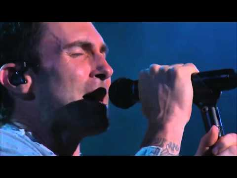 Maroon 5 - Animals (Live 2016) HD