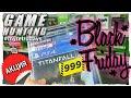 GAME HUNTING #31 BLACK FRIDAY / СКИДКИ / PLAYSTATION 4 / ОХОТА НА ИГРЫ