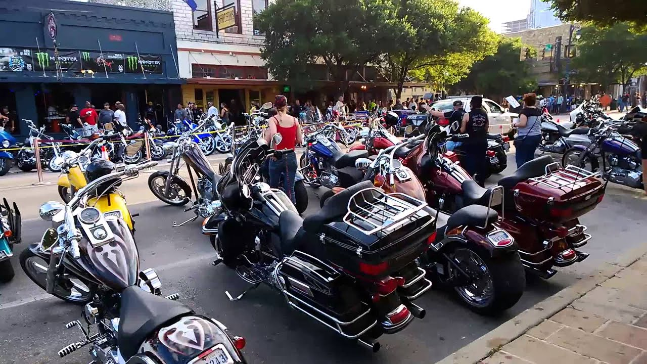 ROT Rally 2014 6th Street Austin Texas