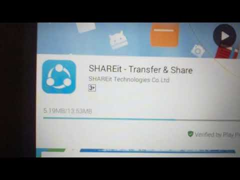 How To Share files with Your PC to Phones