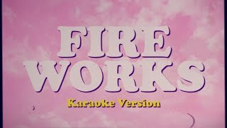 First Aid Kit - Fireworks (Karaoke Video)